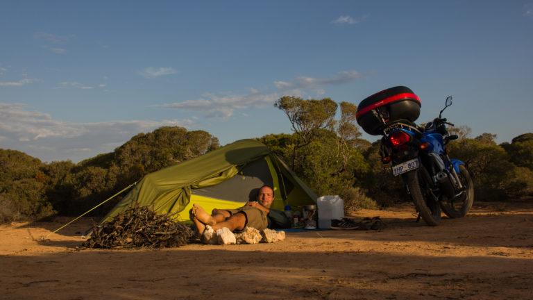Entspannen im Outback in Australien
